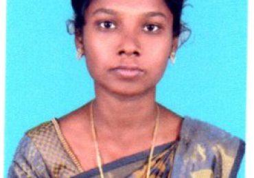 Ms. A. Sinaka Mariyal