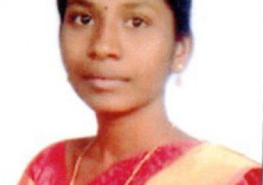 Ms. S. Karthigaiveni
