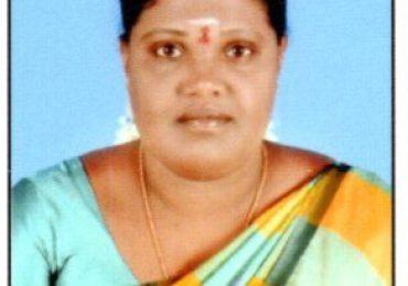 Ms. S.V. Sasikala
