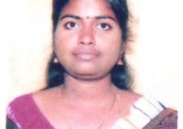 Mrs. G. Shanthi