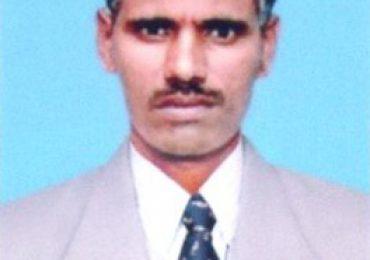 Mr. S. Boopathi Krishnan