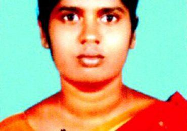 Mrs. T. Jansi Rani